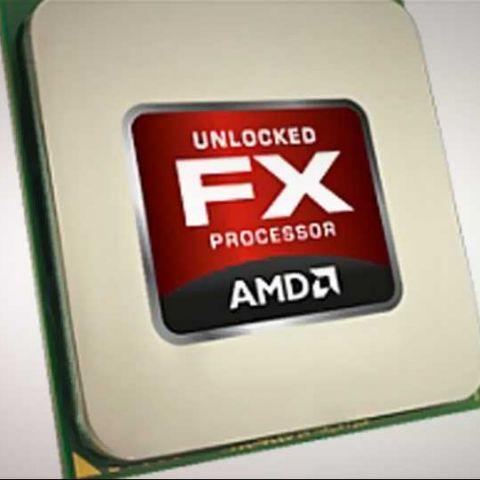 AMD intros new unlocked FX processors