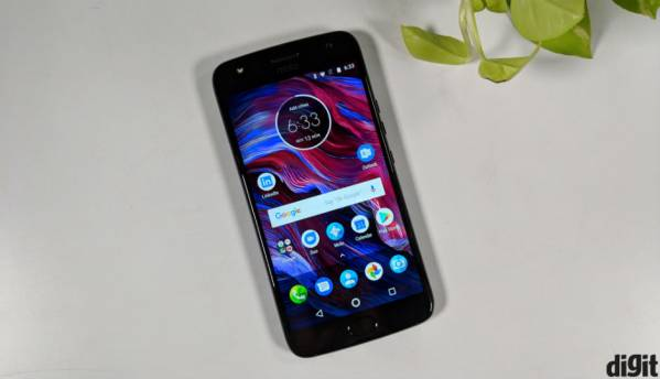 Motorola starts rolling out Android 8.0 Oreo update for Moto X4 in India