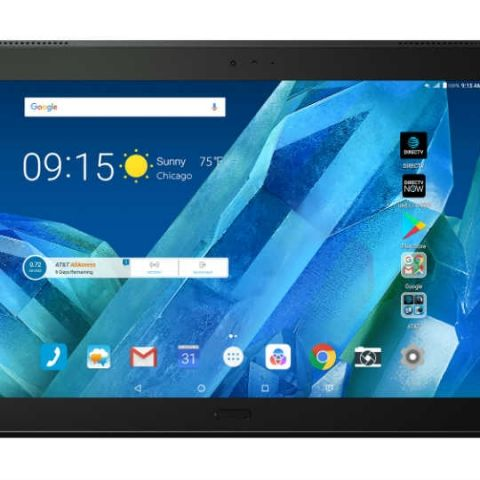 Lenovo launches Moto Tab tablet with 10.1-inch display, Snapdragon 625 chipset