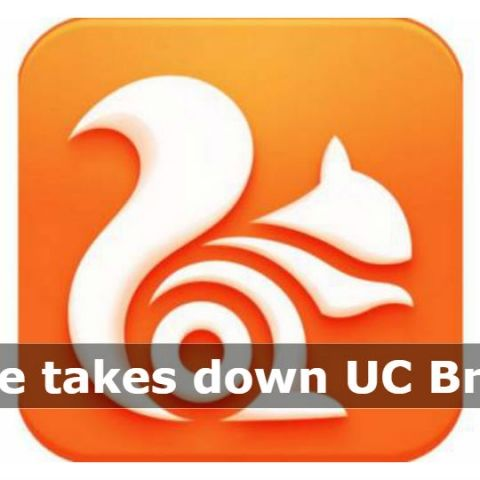 """UC Browser temporarily removed from Google Play Store over """"misleading advertisements"""": Reports"""