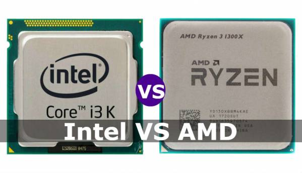 Comparison: Intel Core i3-7350K  vs AMD Ryzen 3 1300X