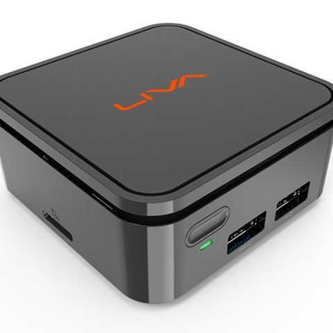 ECS adds new pocket-sized PC - LIVA Q to the LIVA Family