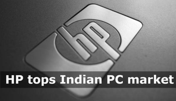 HP Inc tops Indian PC market with 31.1% share: IDC