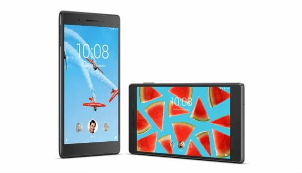 Lenovo Tab 7 and Tab 7 Essential budget tablets launched with Android 7.0 Nougat