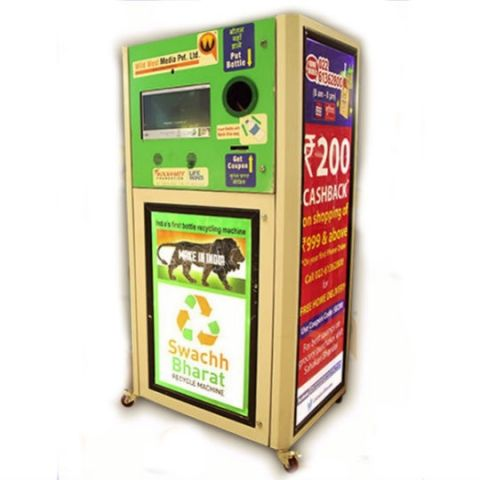 Green technology: Hyderabad Airport installs waste recycling machines