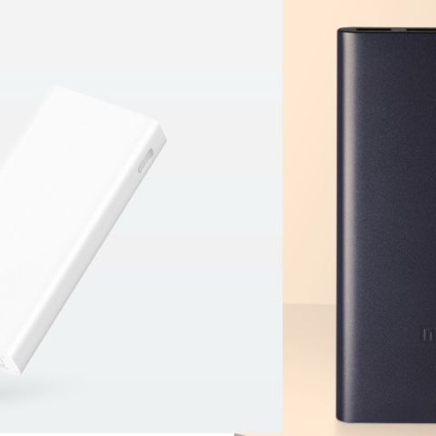 Xiaomi launches new LiPo Mi Power Bank 2i starting at Rs 799, announces third manufacturing facility in India