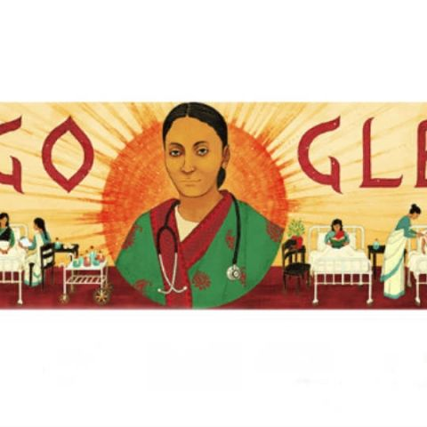 Google doodle celebrates Hindu woman who fought child marriage