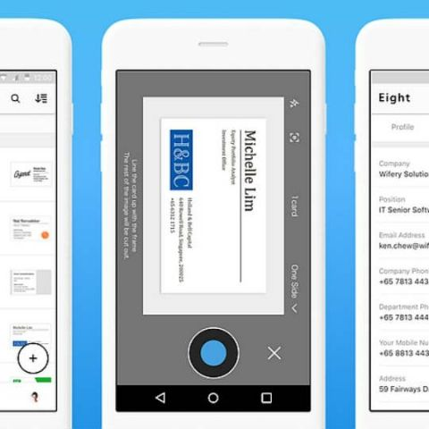 Sansan's AI-based contacts management, professional networking app 'Eight' launched in India