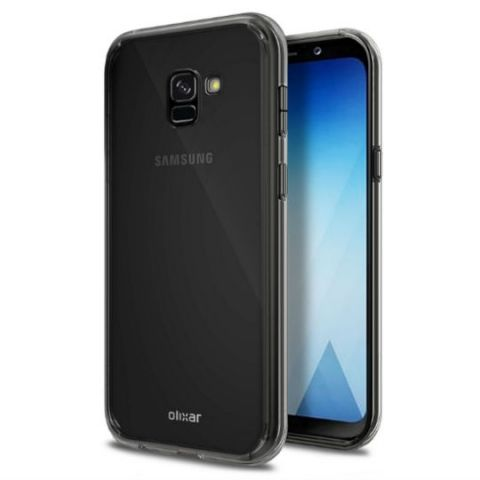 cheap for discount 0c02a 4ce15 Samsung Galaxy A5 (2018) leaks in case renders, shows the Infinity ...