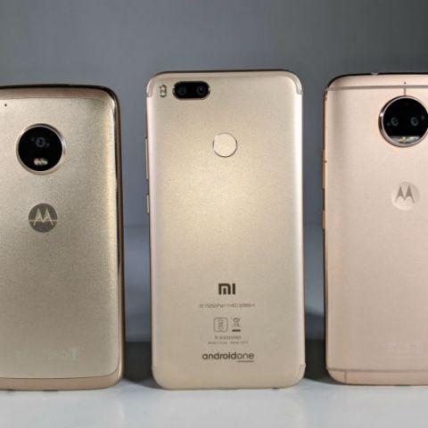 Camera Comparison: Xiaomi Mi A1 vs Moto G5 Plus vs Moto G5S
