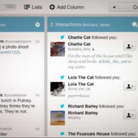 Twitter updates TweetDeck with new theme, more customisation options