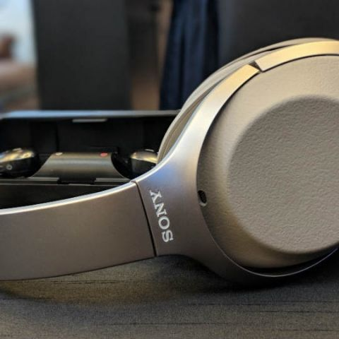 Sony expands noise cancellation headphone line-up in India with four new wireless headphones