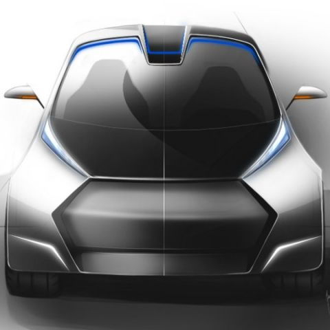 Delhi-based startup Hriman Motors pledges to unveil electric car with 'infinite' battery by mid-2018