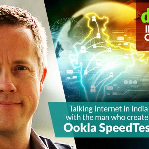 Where does India stand in the race for the fastest internet? Ookla Co-Founder, Doug Suttles answers