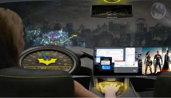 Intel partners Warner Bros to make self-driving car rides fun