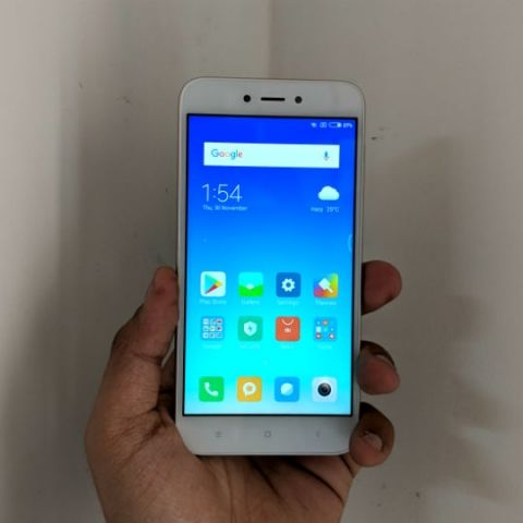 Xiaomi Redmi 5A First Impressions: Evolutionary, but works
