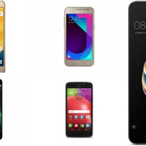 Xiaomi Redmi 5A specs compared with Nokia 2, Moto C, Samsung