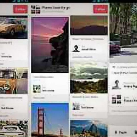 Pinterest updates its Android app; shows bigger images, repins
