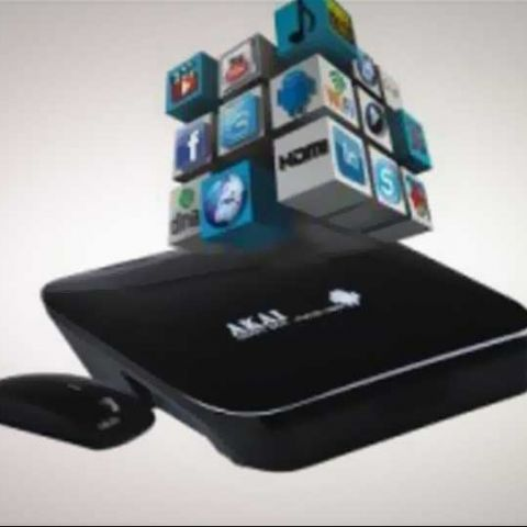 Akai launches Android-based Smart Box at Rs. 6,590