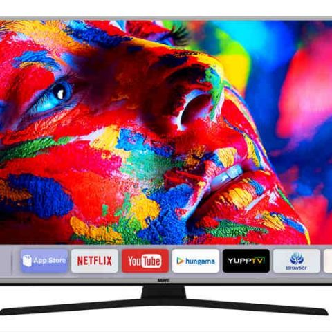 Sanyo's launches two new 4K smart TVs starting at Rs 64,990
