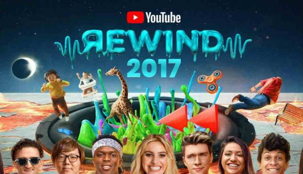 YouTube Rewind 2017: These were the most watched YouTube videos this year