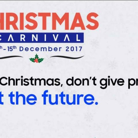 Samsung Christmas Carnival sale: Rs 8,000 cashback on Galaxy S8, S8+, Note 8 and more