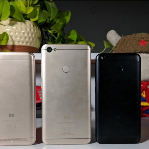 Xiaomi Redmi 5A vs Redmi 4 vs Redmi Y1: Which budget phone