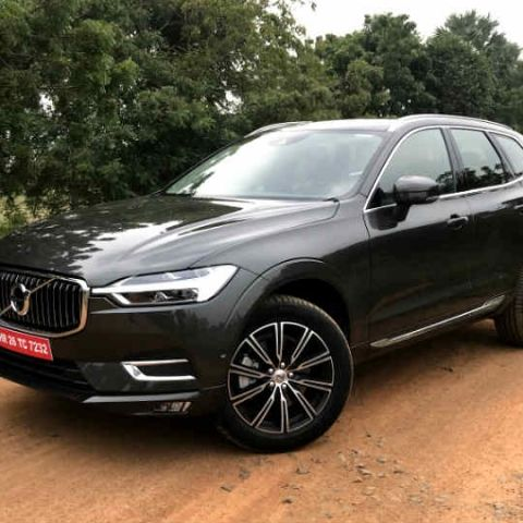 2017 Volvo XC60 technology, drive review: A notable inscription