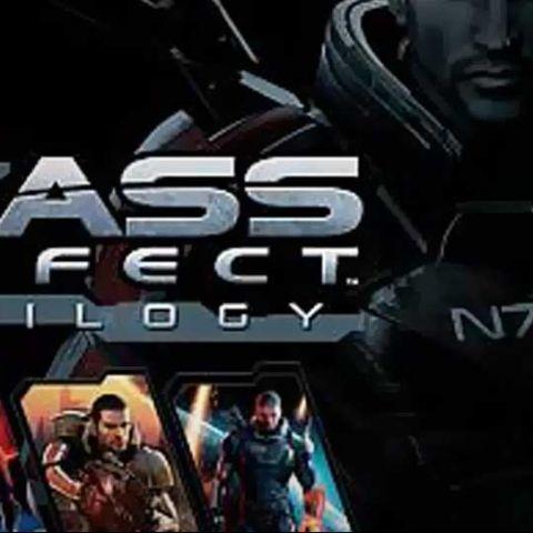 Mass Effect trilogy box-set revealed, hitting store shelves in November