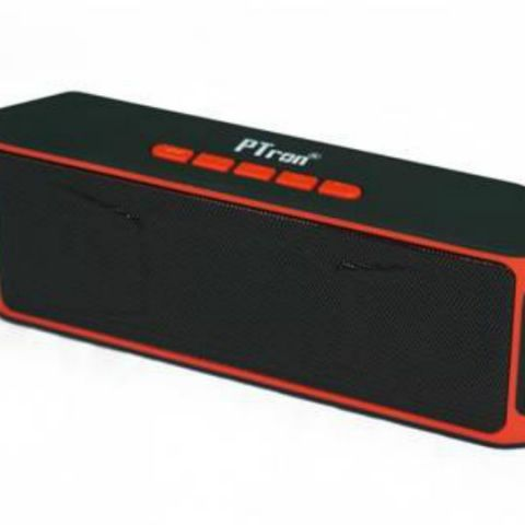 PTron Throb Bluetooth speaker with 1800mAh battery launched at Rs 699