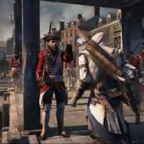 "Assassin's Creed III DLC to feature ""What the f***"" chunk of story"