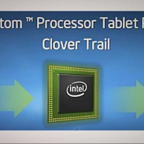 Intel debuts Clover Trail for tablets, launches new Atom Inside brand