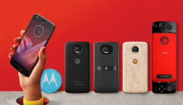 Motorola introduces 3 new 'Moto Mods' in India, will be available on Flipkart starting December 17