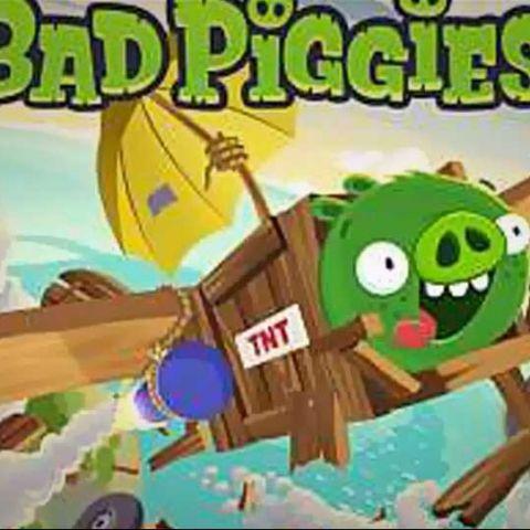 First Impressions: Bad Piggies