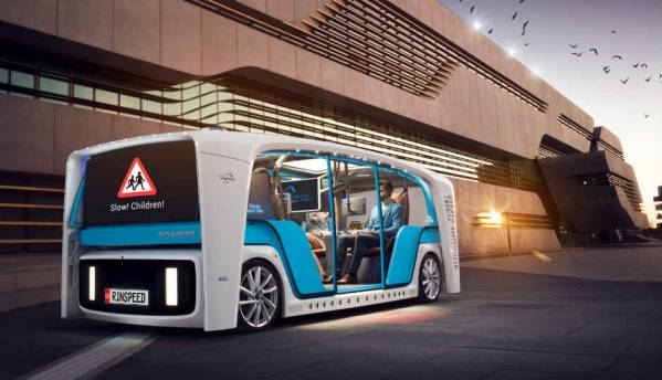 Best automotive technologies to be shown at CES 2018