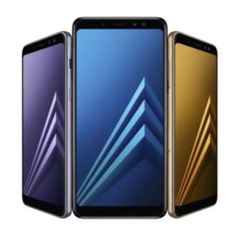 Samsung caught passing stock images as Galaxy A8 (2018) camera samples