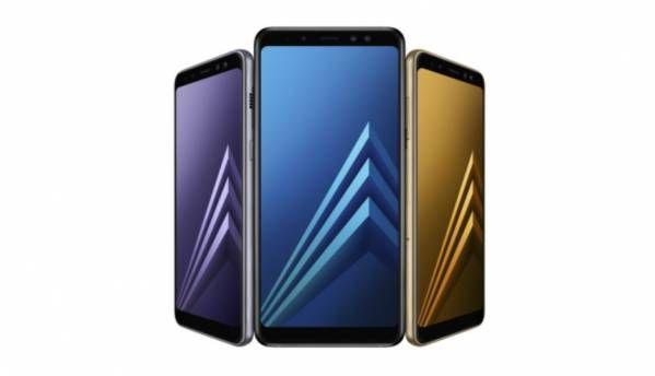 Samsung reveals prices of Galaxy A8 (2018), Galaxy A8+ (2018) smartphones