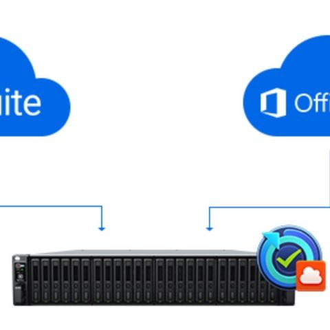 Synology announces release of Active Backup for G Suite/Office 365
