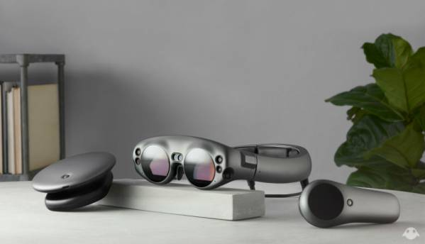 Google-backed secretive startup Magic Leap finally unveiled its futuristic AR goggles after three years