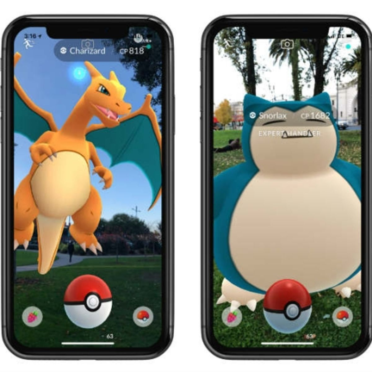Pokemon Go AR+ Mode now available on Android Smartphones