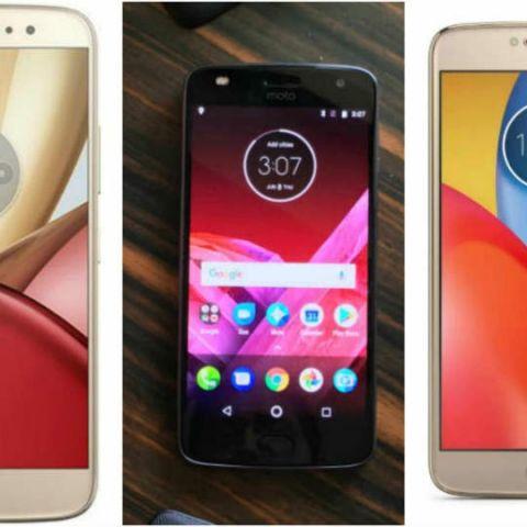 Motorola Christmas sale: Discounts on Moto G5, G5S, Moto E4, Moto Z2 Play, and more