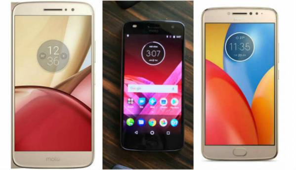 Motorola Christmas sale: Discounts on Moto G5, G5S, Moto E4, Moto Z2 Play, and more