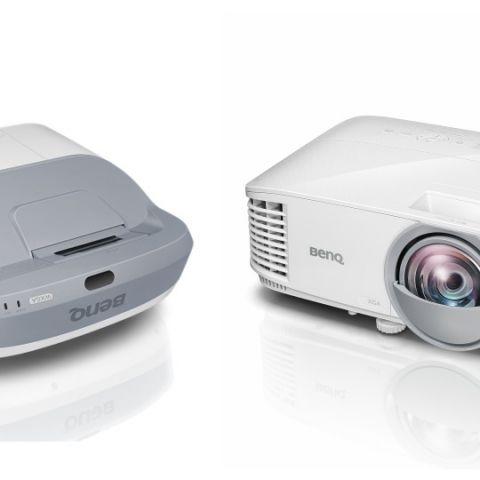BenQ announces two new dustproof projectors in India