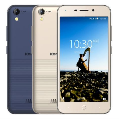 Karbonn K9 Music With Dual Speakers 5 Inch Display Launched At Rs 4 990 Digit