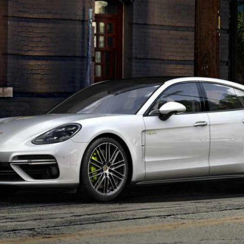Porsche Panamera E-Hybrid coming to India