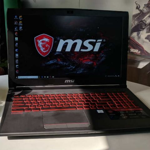 MSI GV62 7RE Review