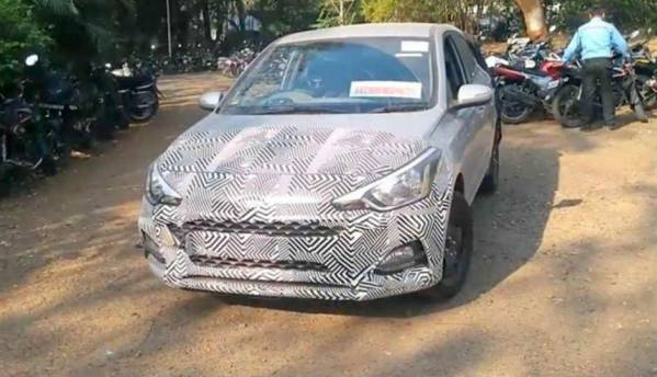 2018 Hyundai i20 to come with minor facelift and more technology inside