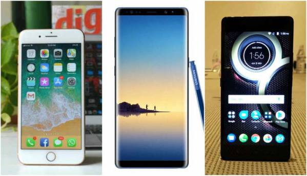Amazon year-end smartphone deals: Rs 8,000 Cashback on Samsung Galaxy Note 8, discounts on iPhones, Lenovo K8 Note and more