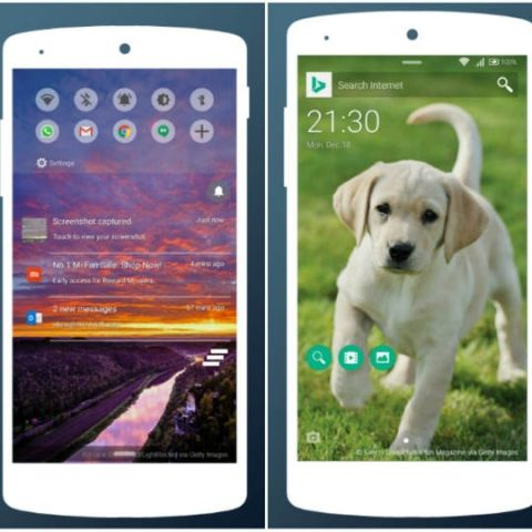 Microsoft Garage publishes Favorites Lock Screen app for Android in India