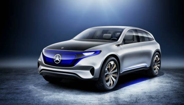 Mercedes-Benz to unveil Concept EQ, Maybach S650 and E-Class All-Terrain at Auto Expo 2018
